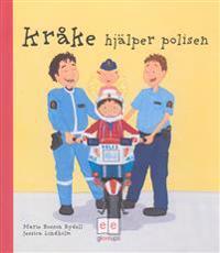 Kråkes hjälper polisen