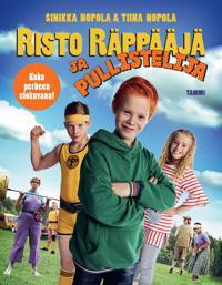 Risto Räppääjä ja pullistelija (leffakirja)