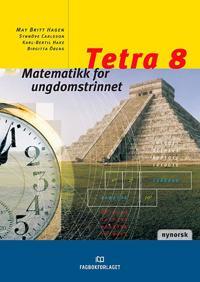 Tetra 8; matematikk for ungdomstrinnet