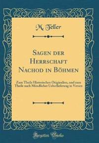 Sagen der Herrschaft Nachod in Böhmen