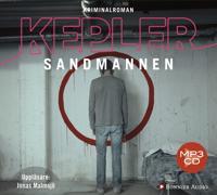 Sandmannen - Lars Kepler - cd-bok (9789173486569)     Bokhandel