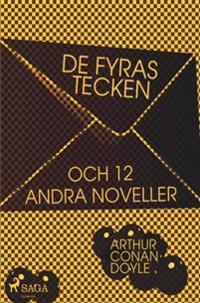 De fyras tecken och 12 andra noveller : De fyras tecken och 12 andra novell