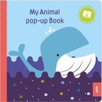 My First Pop-Up Book: Animals