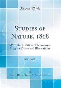 Studies of Nature, 1808, Vol. 1 of 3