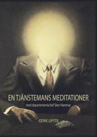 En tjänstemans meditationer : med departementschef Sten Hammar