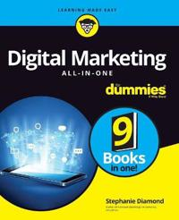 Digital Marketing All-In-One For Dummies