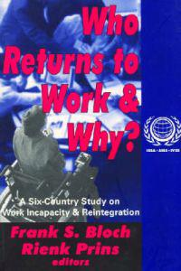 Who Returns to Work & Why?