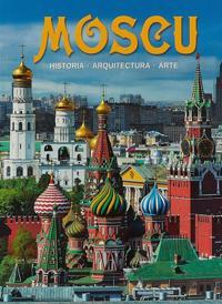 Moskva. Albom na ispanskom jazyke