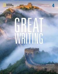 Great Writing 4  Great Essays - Elena Solomon - böcker (9780357020852)     Bokhandel