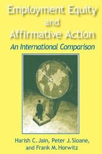 Employment Equity and Affirmative Action