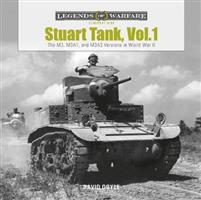 Stuart Tank, Vol.1: The M3, M3A1 and M3A3 Versions in World War II