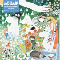 Adult Jigsaw Moomin: A Dangerous Journey