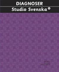 Studio Svenska 4 Diagnoshäfte