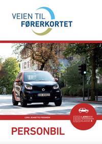 Veien til førerkortet; lærebok personbil