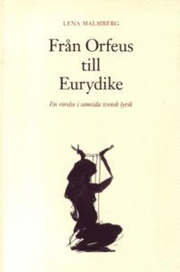 Från Orfeus till Eurydike