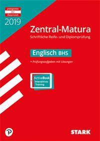 Zentral-Matura 2019 - Englisch. Berufsbildende Höhere Schulen (BHS)