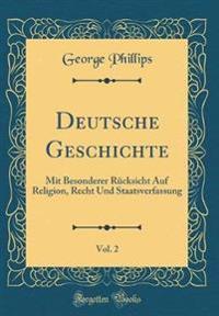 Deutsche Geschichte, Vol. 2