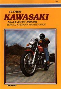 Kawasaki Kz, Z & Zx750, 1980-1985