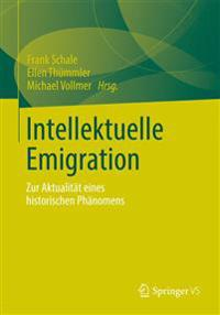 Intellektuelle Emigration