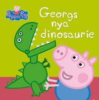 Greta Gris: Georgs nya dinosaurie