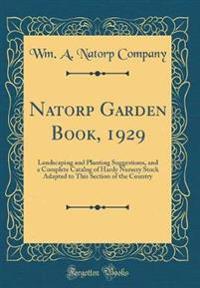 Natorp Garden Book, 1929