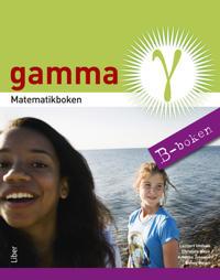Matematikboken Gamma B-boken - Lennart Undvall, Christina Melin, Kristina Johnson, Conny Welén pdf epub