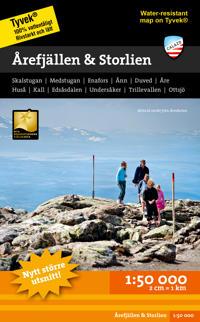 Åre Storlien 1:50.000 -  pdf epub