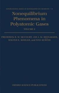 Nonequilibrium Phenomena in Polyatomic Gases