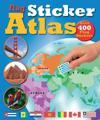 Flag Sticker Atlas: Over 400 Flag Stickers