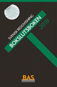 Bokslutsboken 2019 : svensk redovisning