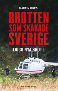 Brotten som skakade Sverige. Del 2 - tjugo nya brott