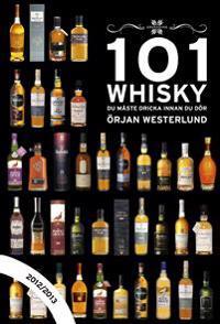 101 Whisky du måste dricka innan du dör 2012/2013
