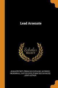 Lead Arsenate