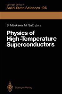 Physics of High-Temperature Superconductors