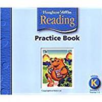 Houghton Mifflin Reading  Practice Book  Volume 1 Grade K - Houghton Mifflin Company - böcker (9780618384686)     Bokhandel