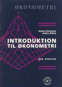 Introduktion til økonometri med opgaver
