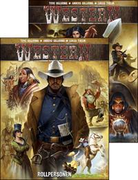 Western. Grundbok 1 & 2 (paket)