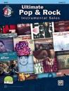 Ultimate Pop & Rock Instrumental Solos for Strings: Violin, Book & CD