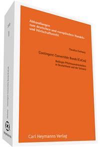 Contingent Convertible Bonds (CoCos)