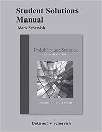 Student Solutions Manual for Probability and Statistics
