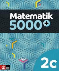 Matematik 5000+ Kurs 2c Lärobok