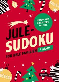 Julesudoku for hele familien. 7 nivåer -  pdf epub