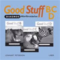 Good Stuff B, C och D diagnos hörförståelse-cd