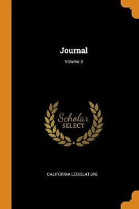 JOURNAL; VOLUME 3