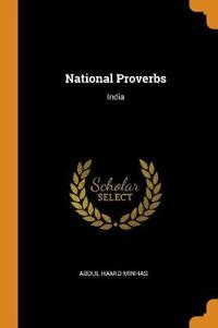 NATIONAL PROVERBS: INDIA