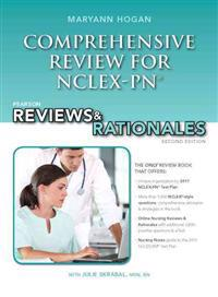 Pearson Comprehensive Review for NCLEX-PN