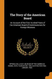 The Story of the American Board