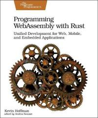 Programming WebAssembly with Rust - Kevin Hoffman - böcker