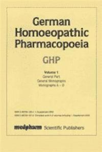 German Homoeopathic Pharmacopoeia Supplement 2005