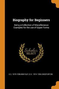 BIOGRAPHY FOR BEGINNERS: BEING A COLLECT